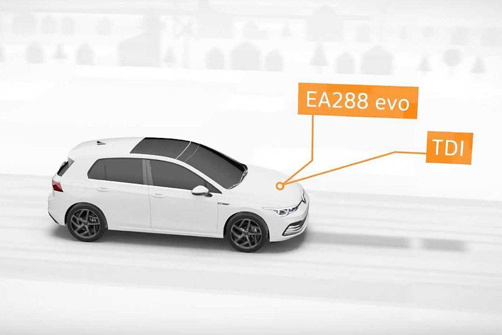 2018年4月奧地利維也納引擎研討會福斯汽車就先透露新EA288 Evo渦輪柴油...