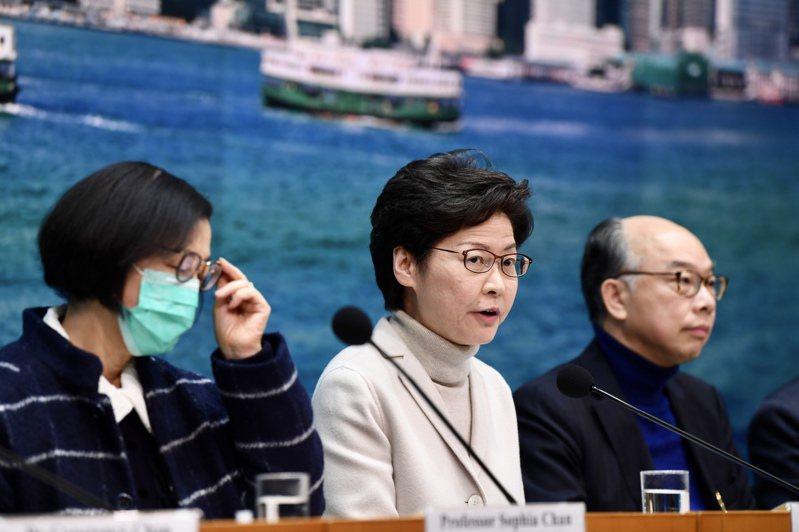 香港抗疫2天空窗期被指2漏洞。法新社