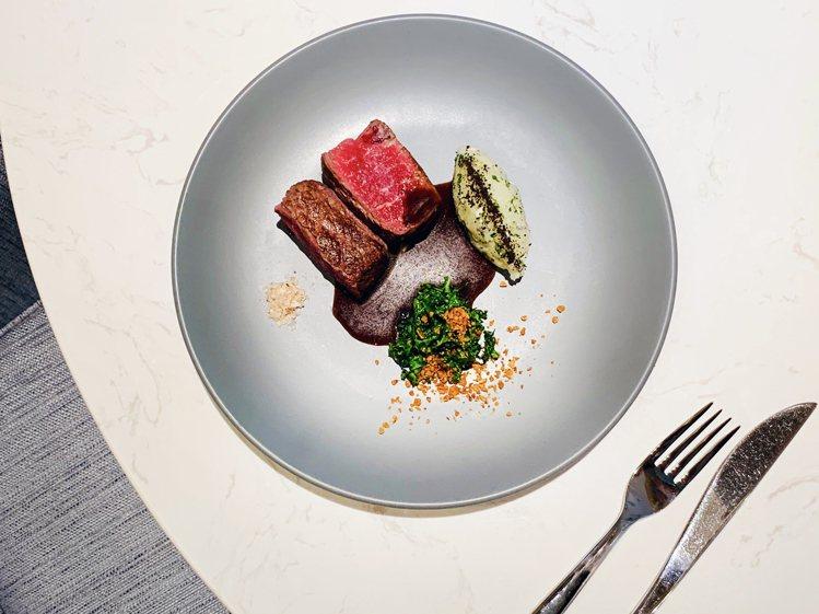 希爾頓逸林酒店麗餐廳推出情人節套餐,每位2,380元起。圖/希爾頓逸林酒店提供