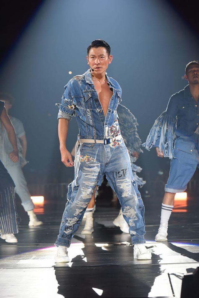 劉德華取消「My Love Andy Lau World Tour」巡演多場演出