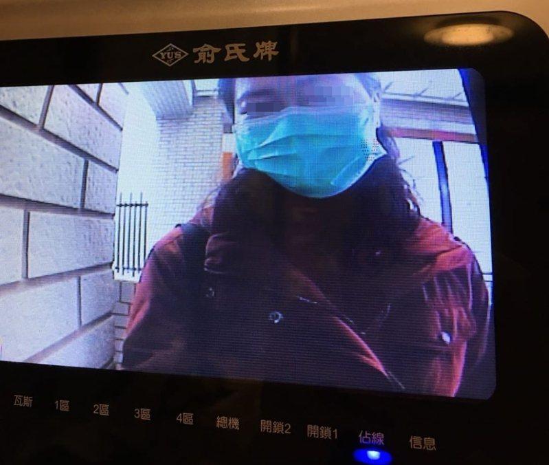 新北市蘆洲區今天有人遇到操大陸口音的陌生人按鈴,說想進屋拜訪聊聊「醫療服務注意事項」。圖/翻攝我是蘆洲人