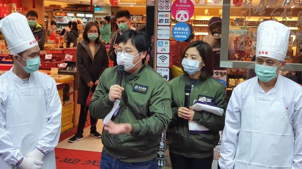 台北燈節即將在本周六(8日)登場,為了宣傳台北燈節,許久未曝光的「學姐」黃瀞瑩今...