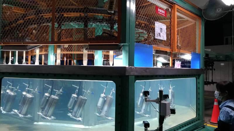 瑞智全年拼壓縮機銷售量二千萬台目標不變,後十個月加碼投產。記者張義宮/攝影