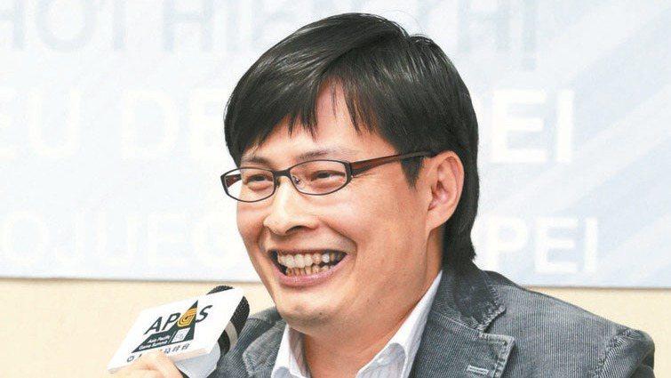 宇峻董事長劉信 報系資料照