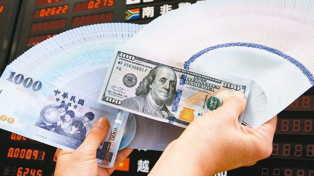 新冠肺炎疫情在亞洲擴散,市場避險情緒急升,外資持續賣股撤出、亞洲貨幣應聲貶值,台...