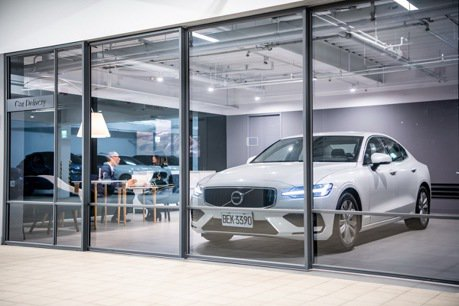 VOLVO 內湖新凱「Volvo Retail Experience」展間正式營運