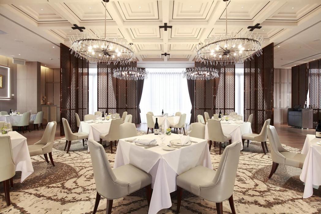 台北美福大飯店GMT義大利餐廳。業者/提供