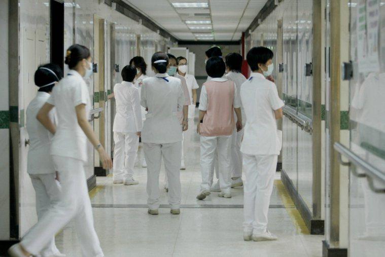 SARS時期隔離病房。記者徐兆玄/攝影