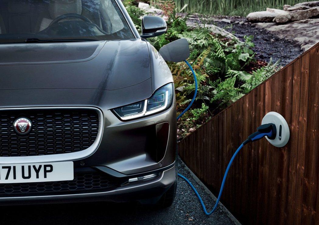 2035年後英國將只有純電車款能夠生存。 摘自Jaguar