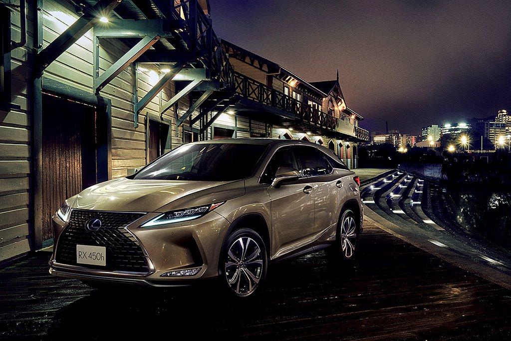 Lexus汽車於2019年1-12月在全球各市場共販售765,330輛成績,相比...