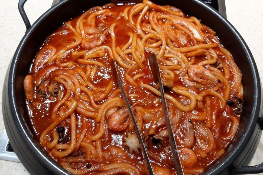 韓國釜山/CP值超高「善良的豬」烤肉吃到飽