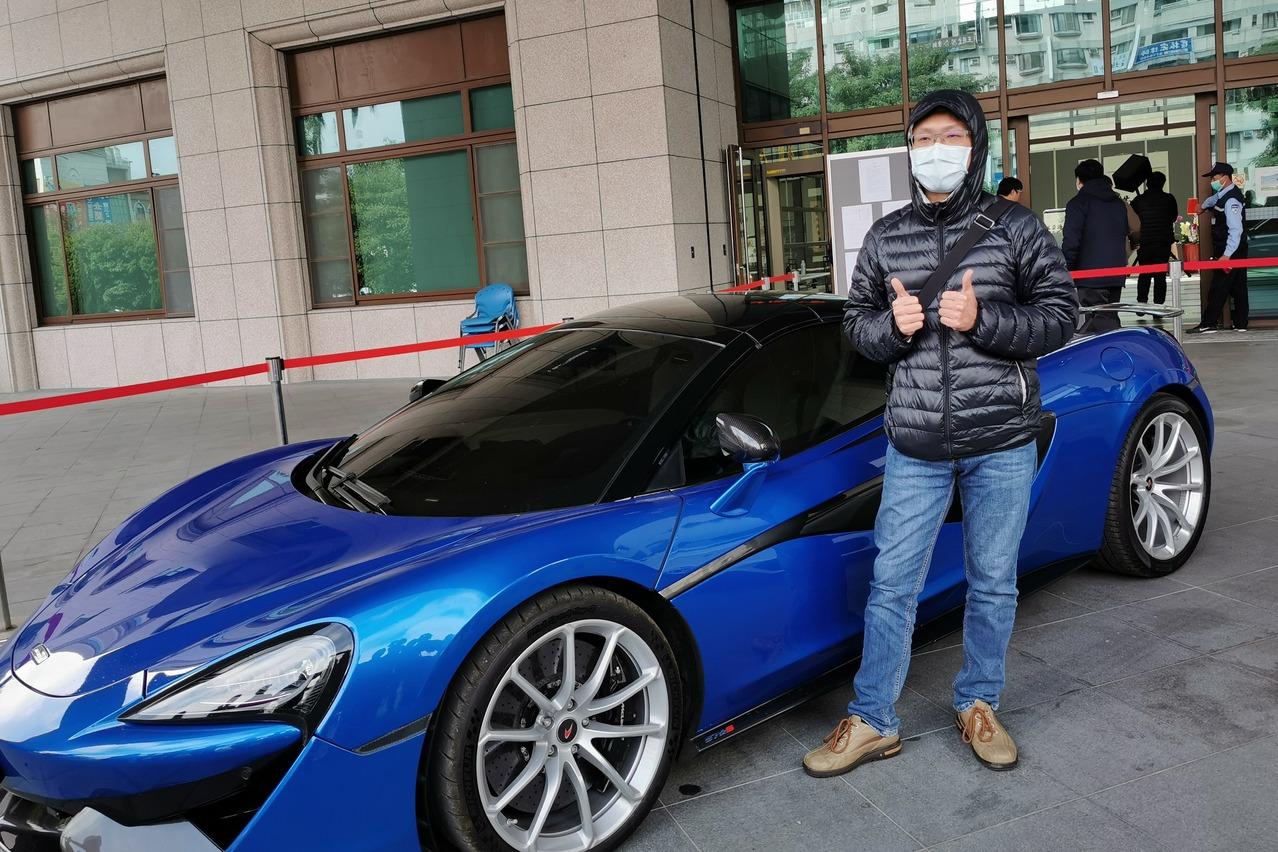 原價1400萬McLaren今拍賣763萬 得標者:看很久了!