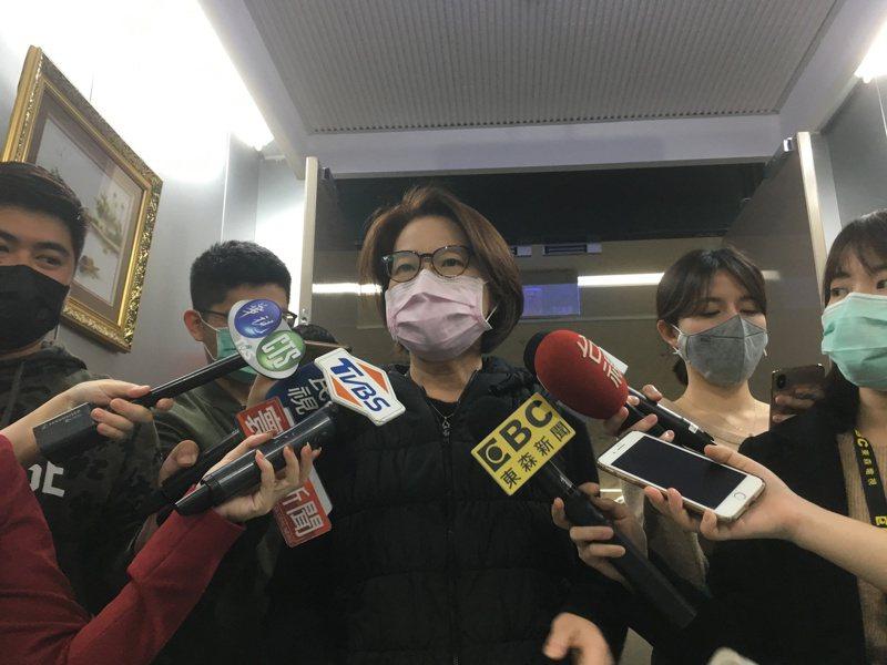台北市副市長黃珊珊。聯合報記者張世杰/攝影