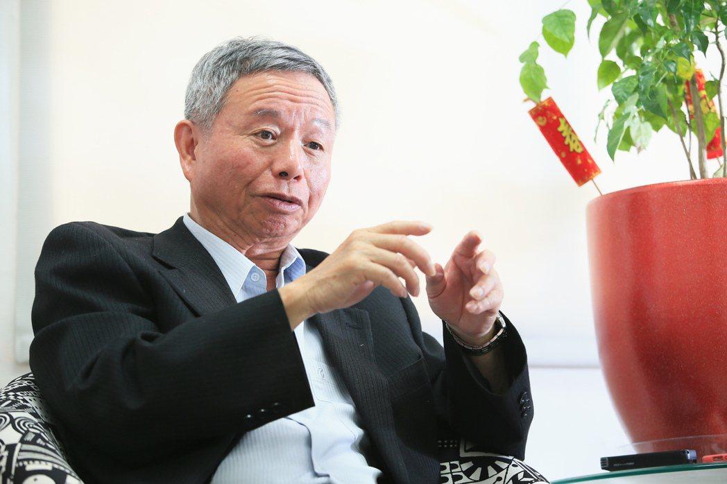 前衛生署長楊志良。聯合報系記者潘俊宏/攝影