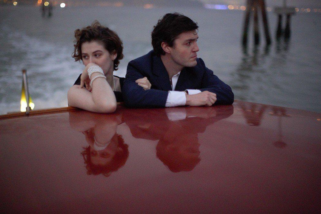 《我們的相愛時光》男女主角。亮點國際提供