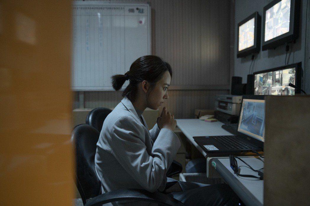 孟耿如為了演出專業女主播練發音,杜絕台灣國語或奇怪捲舌音。圖/傳影提供