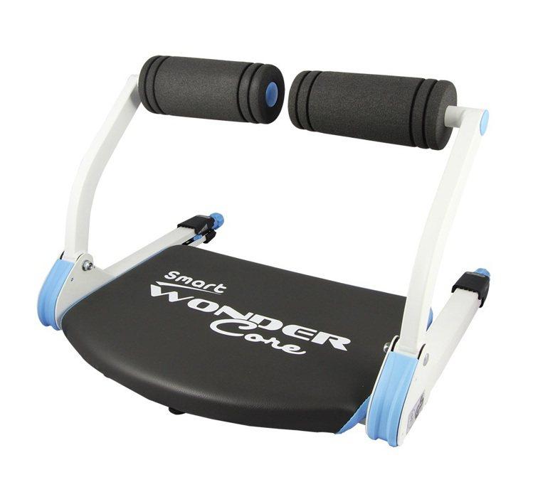 momo購物網熱銷第三名:Wonder Core Smart全能輕巧健身機,市價...