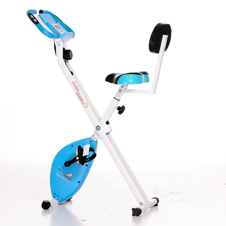 Yahoo奇摩購物中心熱銷第三名:X-BIKE晨昌平板專用健身車19807IP(...