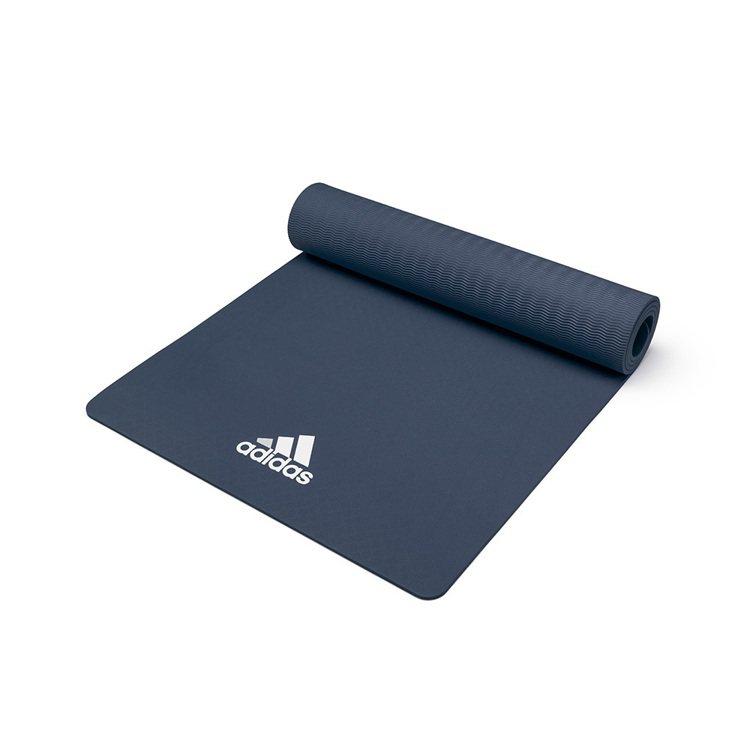 PChome 24h購物熱銷第三名:Adidas輕量波紋瑜珈墊8mm,即日起至2...