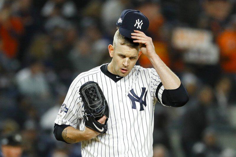 新球季還沒開打,洋基今天就宣布一名重大傷兵,先發投手派克斯頓因背部動刀預計缺席三到四個月。 美聯社