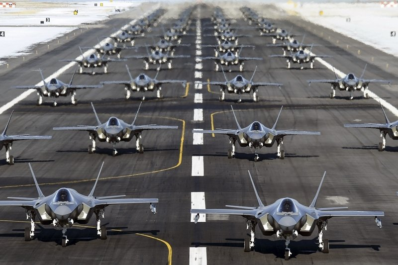 隨著F-35陸續運交印太盟邦,西太平洋與南海的空中對峙將不再呈現傾斜局面,而是至...