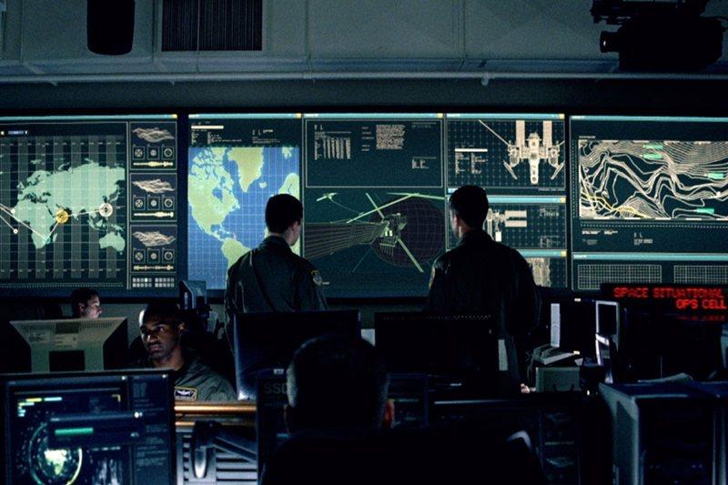 美海軍任務範圍已涵蓋近地軌道,在未來的美中衝突中,解放軍所依恃的不對稱優勢極可能顯著縮小。 圖/美國國防部