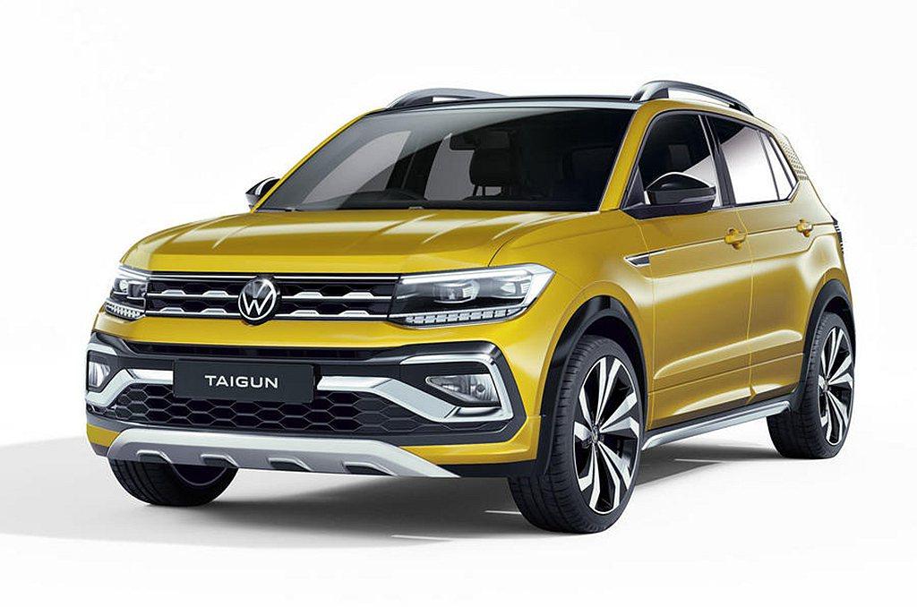 福斯Taigun預計2021下半年開始在印度市場銷售,動力除既有1.0 TSI(...