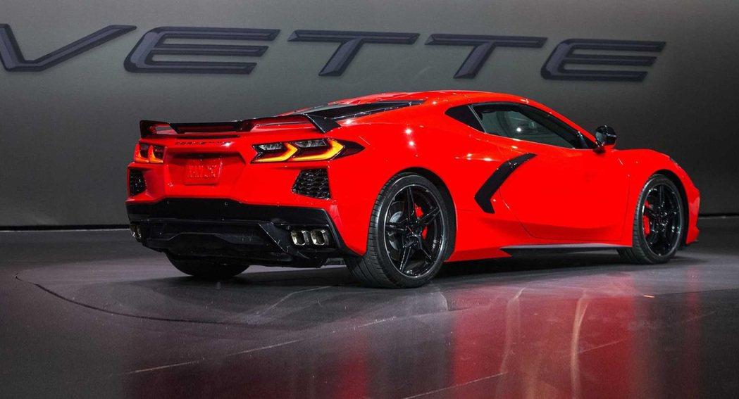 標準版Corvette C8以495匹的條件就能跑進7分29秒算是相當厲害。 摘...