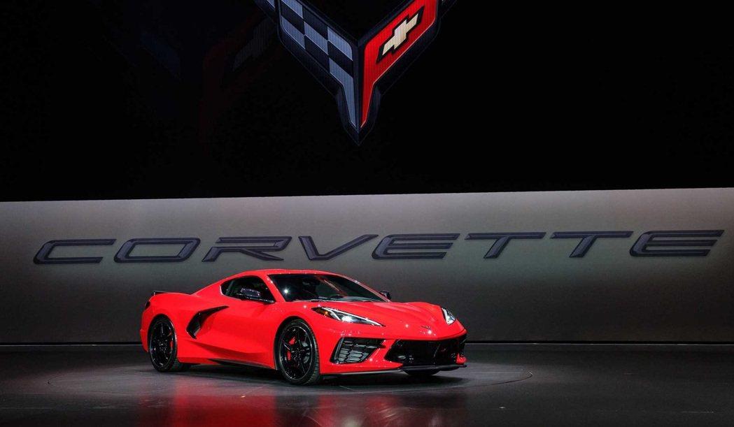 Corvette C8公布了在紐柏林賽道的單圈時間。 摘自Motor1