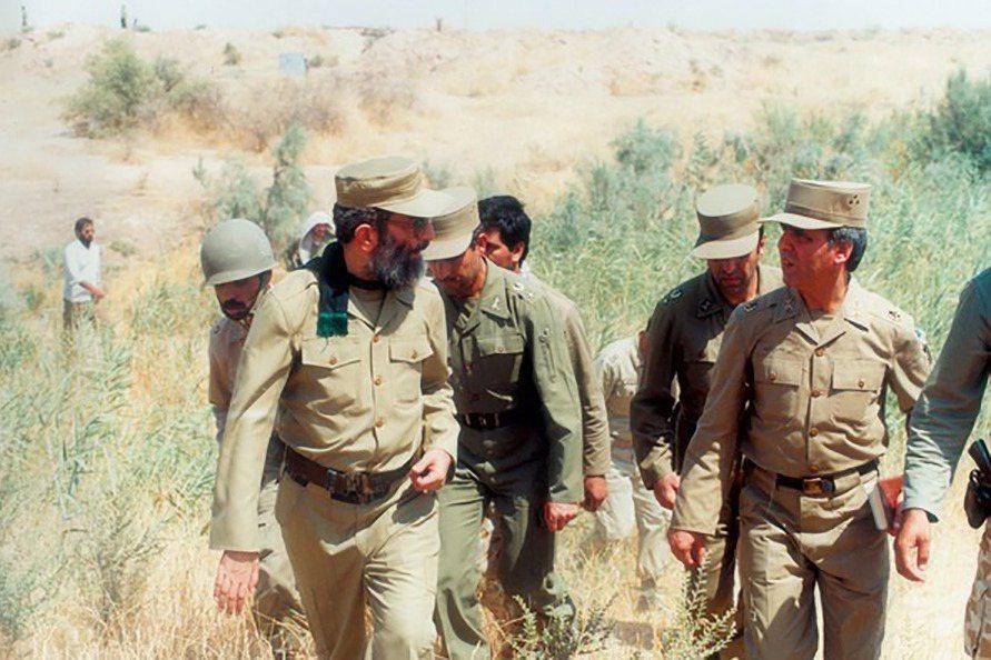 兩伊戰爭。圖為伊朗現任最高領導人阿里・哈米尼。 圖/維基共享