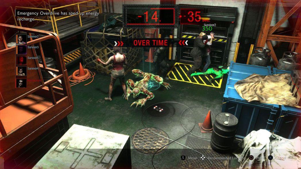 首腦視角 圖:Capcom