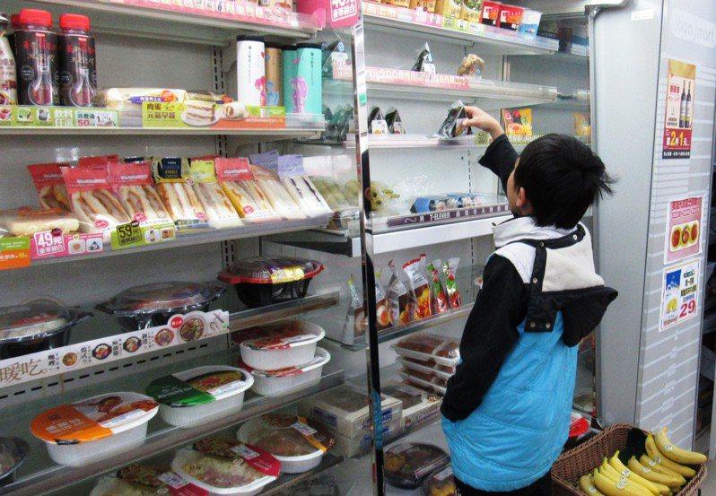 台灣超商密度排全球第二,商品齊全、服務多樣且全年無休,滿足了各式各樣的消費者。圖/台南市社會局提供