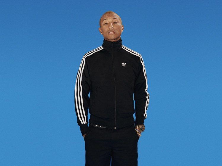 adidas Originals邀請菲董Pharrell Williams加入S...