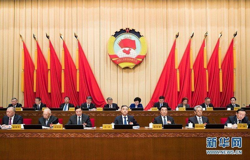 大陸全國兩會(人大、政協)每年3月5日開始在北京召開為期至少10天的會議。本報資料照片