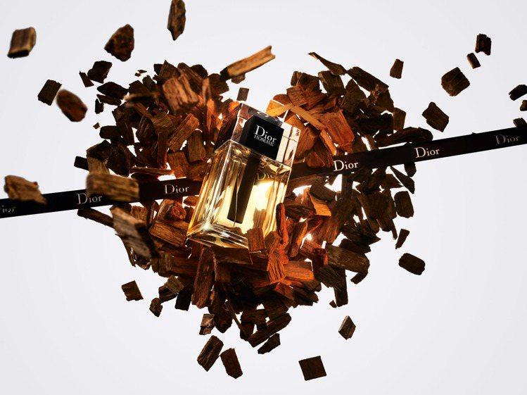 Dior Homme淡香水今年度新上市。圖/迪奧提供