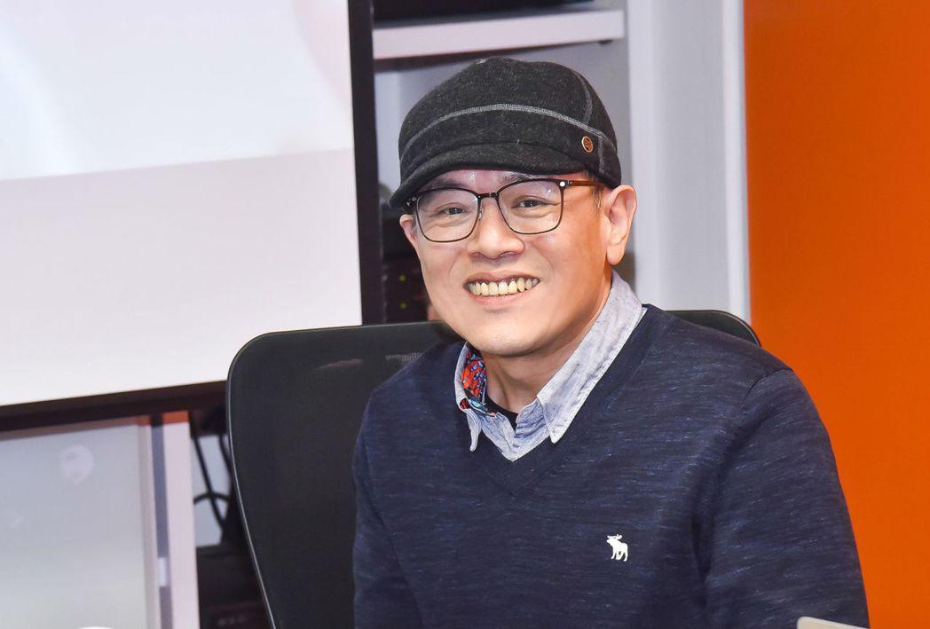 「想見你」導演黃天仁。圖/衛視中文台提供