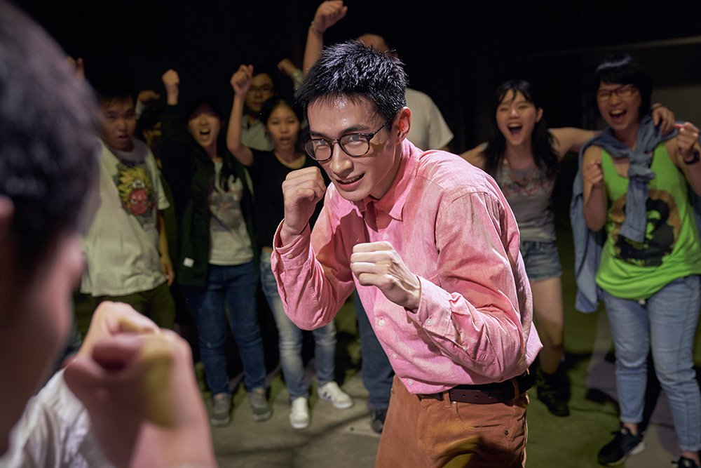 「看著我」入選美國知名藝術節SXSWVR單元。圖/高雄電影館提供