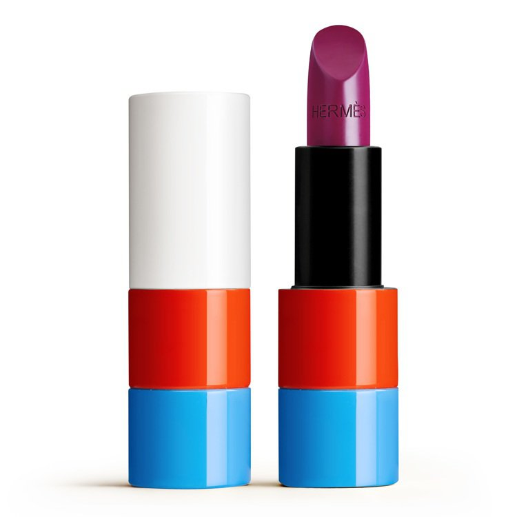 愛馬仕Rouge Hermès唇妝系列,限量收藏版色調/2,450元。圖/愛馬仕...