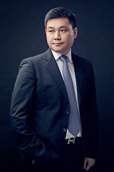 大陸太平洋建設集團董事局主席嚴昊 (網路照片)