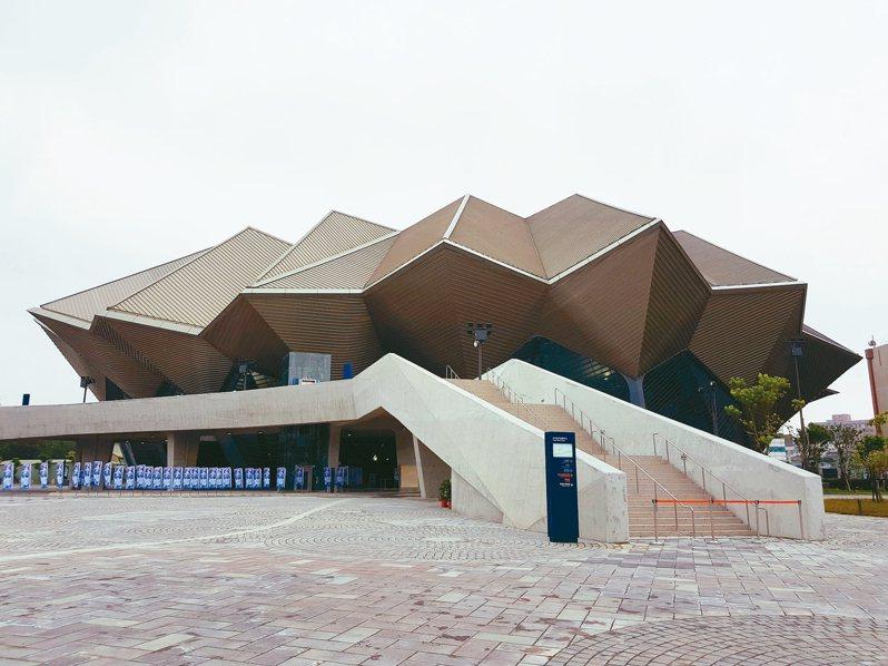 台北流行音樂中心北基地已取得使照,準備啟用。 圖/聯合報系資料照片