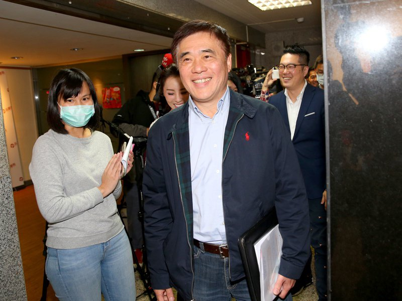 國民黨前副主席郝龍斌。聯合報系資料照片/記者余承翰攝影