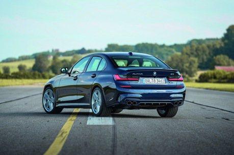 2020 Alpina B3正式開賣! 455匹馬力的BMW M3殺手