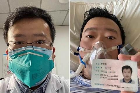 維穩凌遲真相的中國故事:揭發武漢肺炎「吹哨人醫師」李文亮病逝