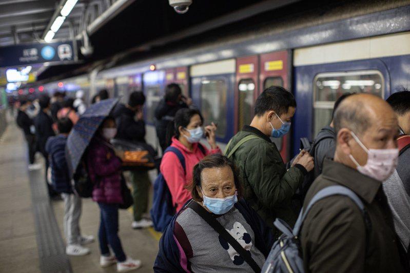 武漢肺炎引起多國民眾一陣恐慌,不時傳出有黃種人在國外遭到歧視。圖為示意圖非當事人。 歐新社