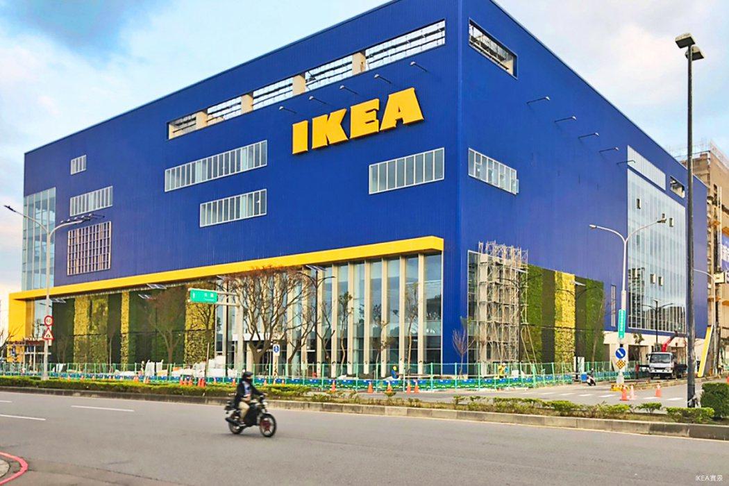 全國最大IKEA落腳桃園高鐵特區,料青埔房價將持續飆漲。 圖/海鉅開發股份有限公...