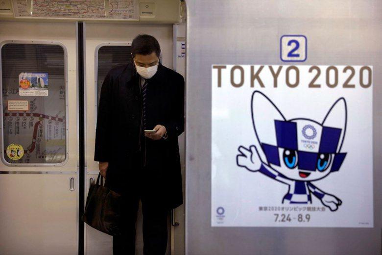 武漢肺炎蔓延,目前整個東亞都瀰漫著山雨欲來的氣息,2020東京奧運能否如期舉辦,全球體壇都在關注。 圖/美聯社
