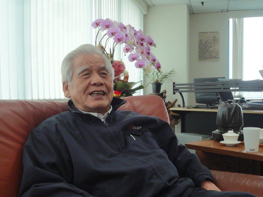 長虹建設董事長李文造表示,品牌建商好產品不寂寞。圖/運巢社提供