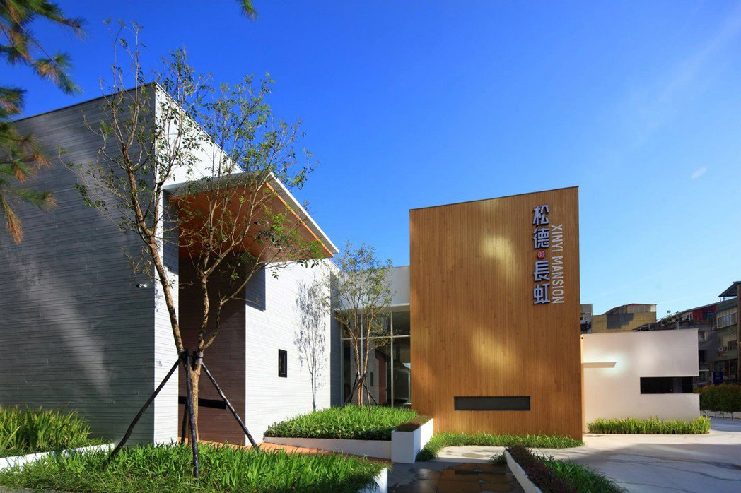 房地產成為資金最愛的避風港及投資標的。圖/長虹建設提供