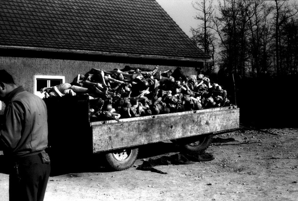 從圖林根開始,德國會再走上歷史老路嗎?圖為圖林根的布亨瓦德集中營,是德國境內最大...