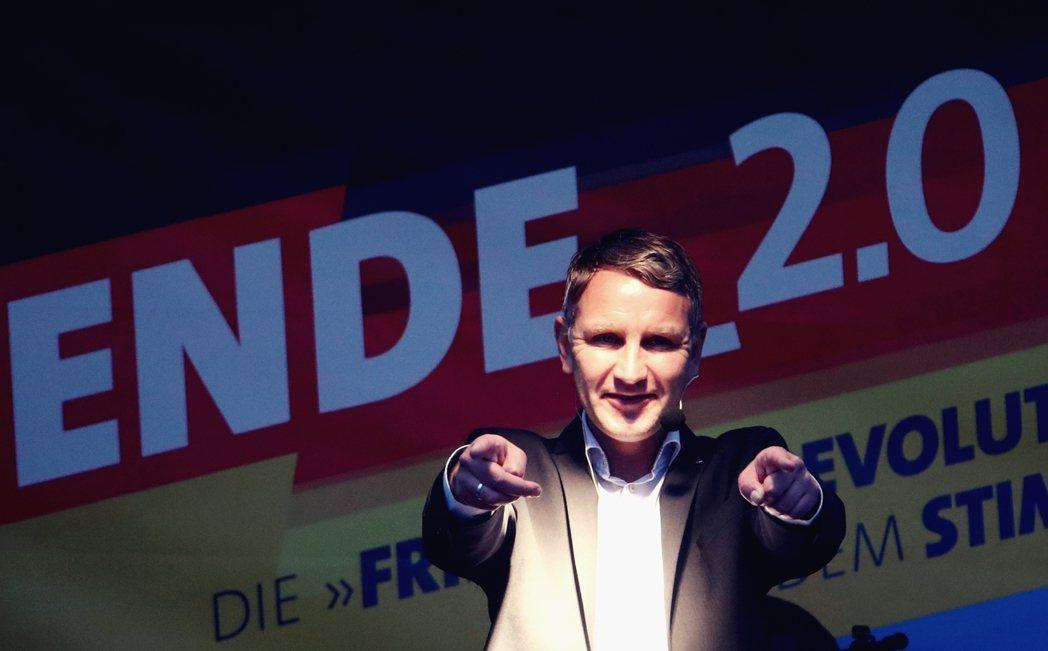 德國圖林根邦總理大選,「自民黨」(FDP)靠著極右派「另類選擇黨」(AfD)的選...
